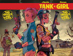 Tank Girl : Two Girls One Tank #4