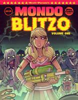 MONDO BLITZO - Art Book by blitzcadet