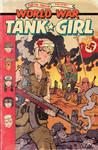 World War Tank Girl #2 Cover
