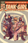 Wonderful World of Tank Girl - Issue 1 Cover