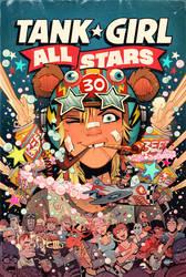Tank Girl All Stars 1