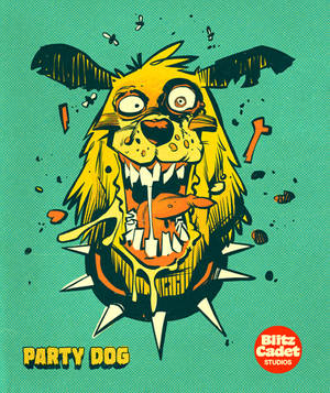 Party Dog T-Shirt