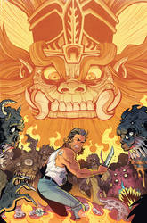 Big Trouble in Little China : Old Man Jack #10 by blitzcadet