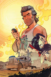 Big Trouble in Little China : Old Man Jack #11
