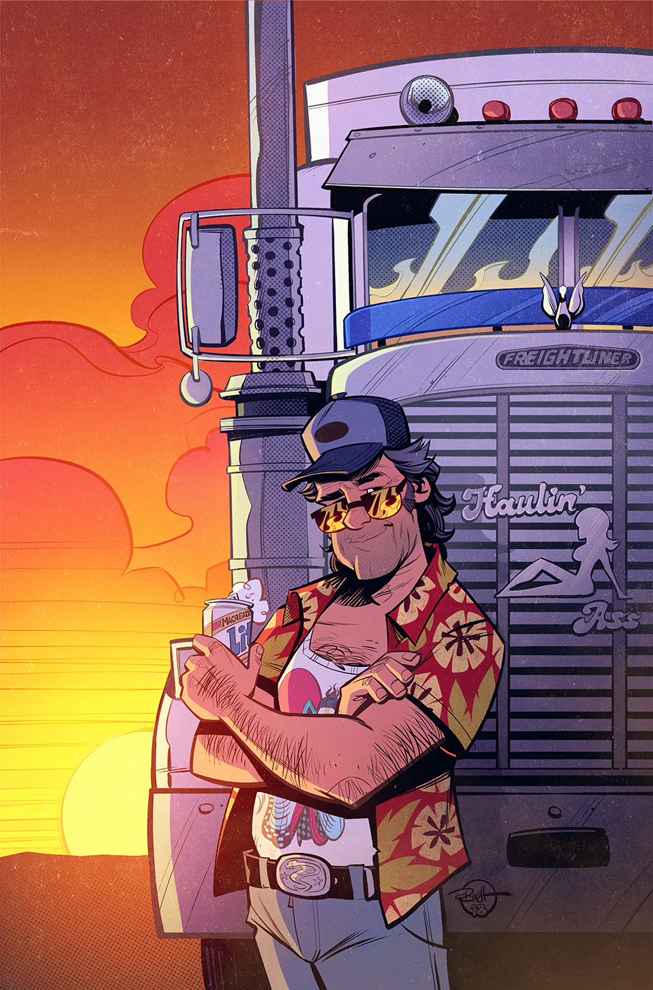 Big Trouble in Little China : Old Man Jack #12 by blitzcadet