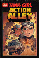 Action Alley #1 Cover A by blitzcadet