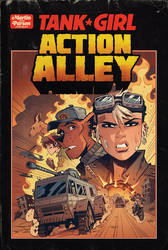 Action Alley #1 Cover A
