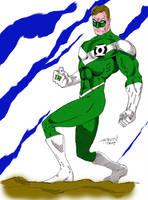 Hal Jordan by StevenWilcox