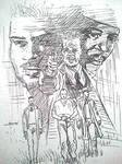 SE7EN doodle...