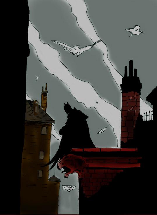 Gotham By Gaslight:Redux