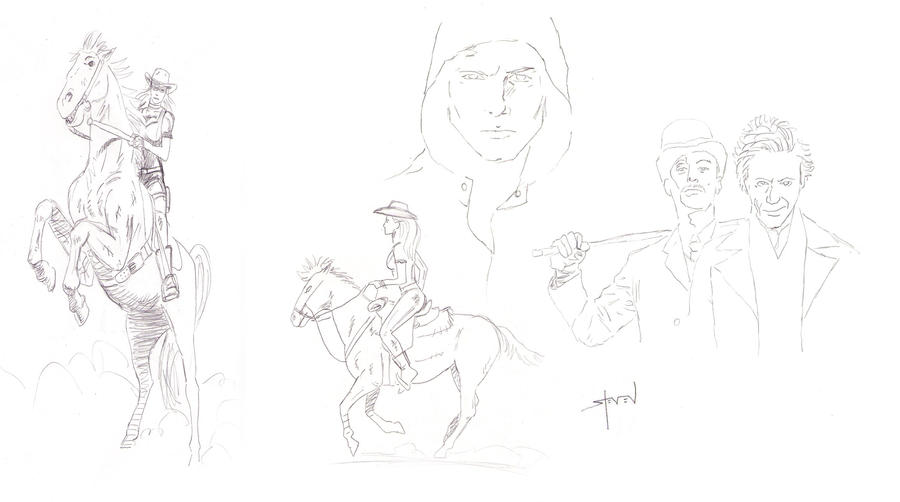 Odds and Ends Sketches