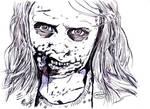 The Walking Dead:Zombie Girl