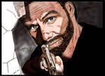 The Walking Dead: Rick Grimes clr