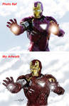 Iron Man with Ref