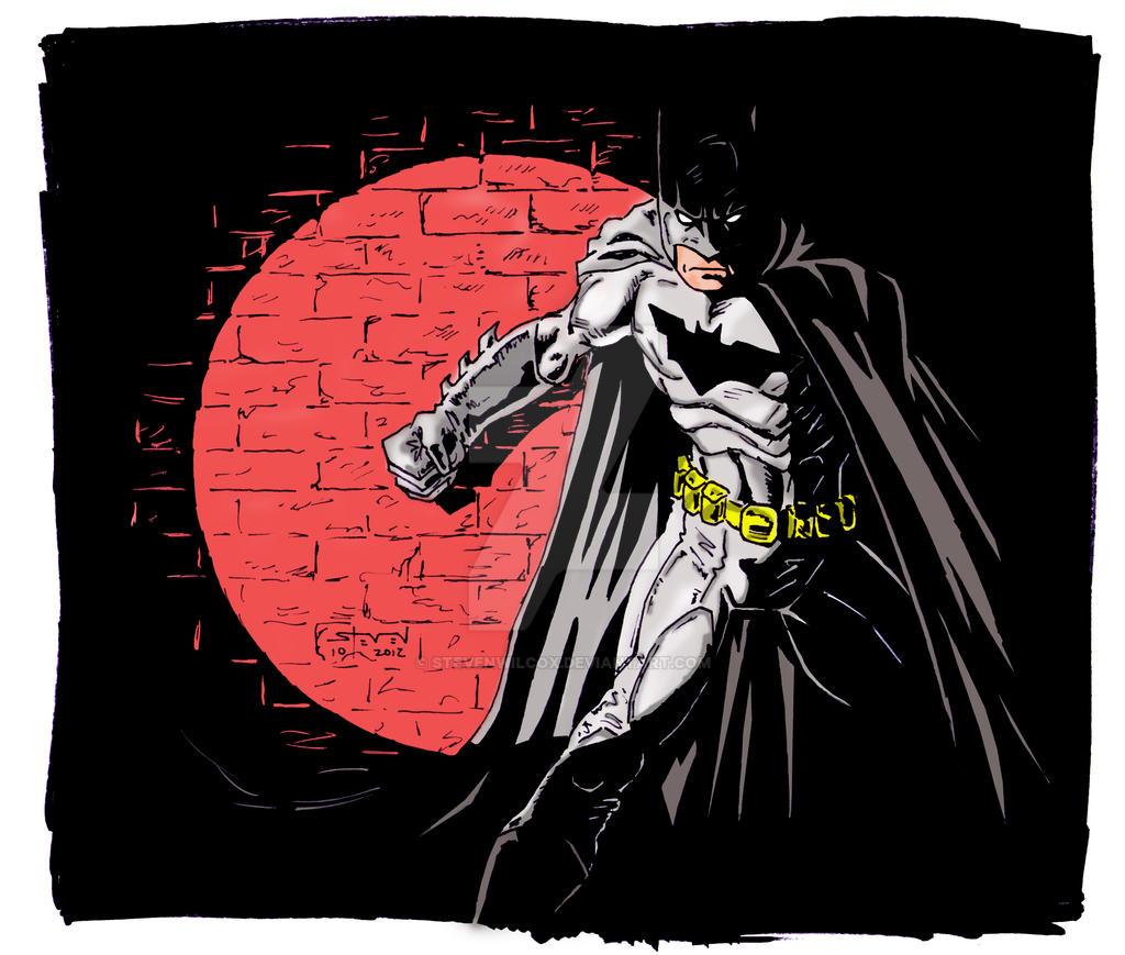 Batman Spotlight 2 by StevenWilcox