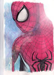 Spider-Man Watercolors
