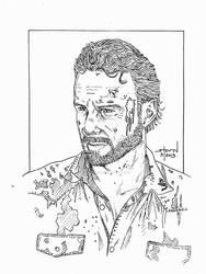 TWD: Rick Grimes