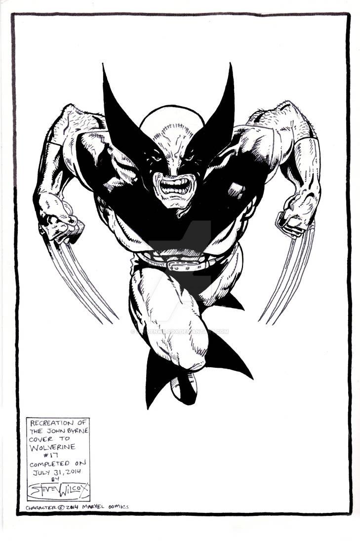Wolverine 17 recreation