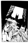 John Byrne Batman 435 recreation