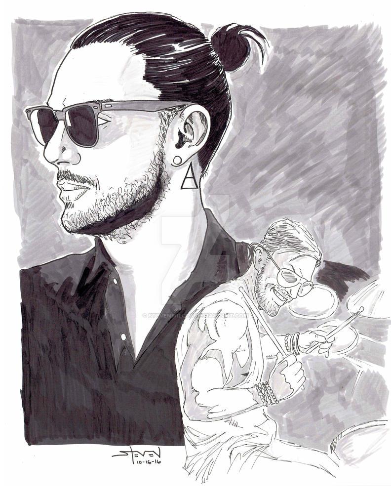 Shannon Leto portrait by StevenWilcox