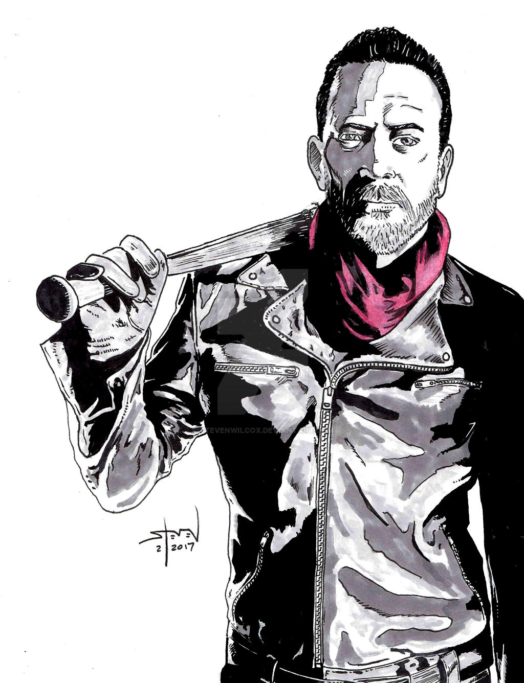 The Walking Dead: Negan