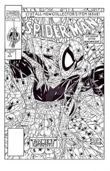 Spider-Man 1 Todd McFarlane Recreation