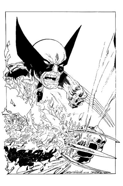 Wolverine - MCP recreation