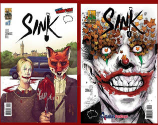 Sink 1 and 2 Wilcox Variants