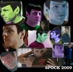 Quinto As Spock: 2009 by Spock-Fans-Unite