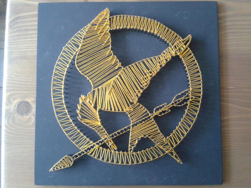 Pin String Art on Pinterest