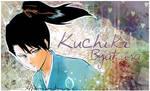 Young Byakuya Wallpaper