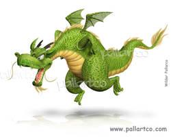 Dragon by Pallartco
