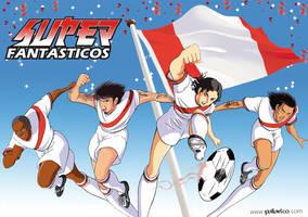Super Fantasticos by Pallartco