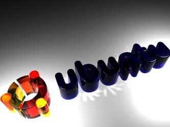 Ubuntu logo by HELLou