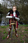 CosXpo 2019 (147) Cullen Rutherford by cosmicnut
