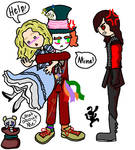 mad at mad hatter
