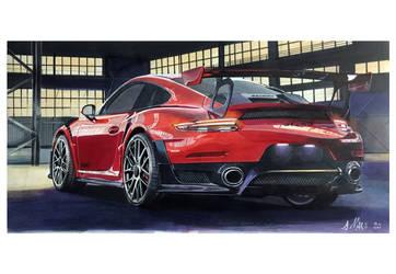 Porsche 911 Gt2 Rs by Stephen59300