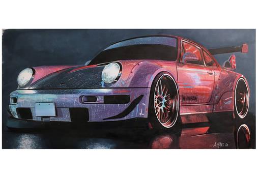 Porsche 911 Hoonigan