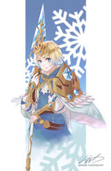 Fjorm by Hojin-tron
