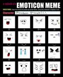 16 Emotion Meme