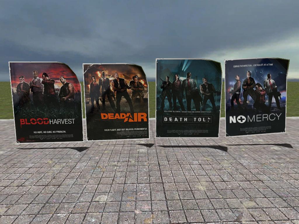 L4D Hexed Posters