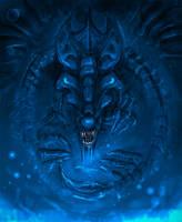 Queen Alien by Pandora27