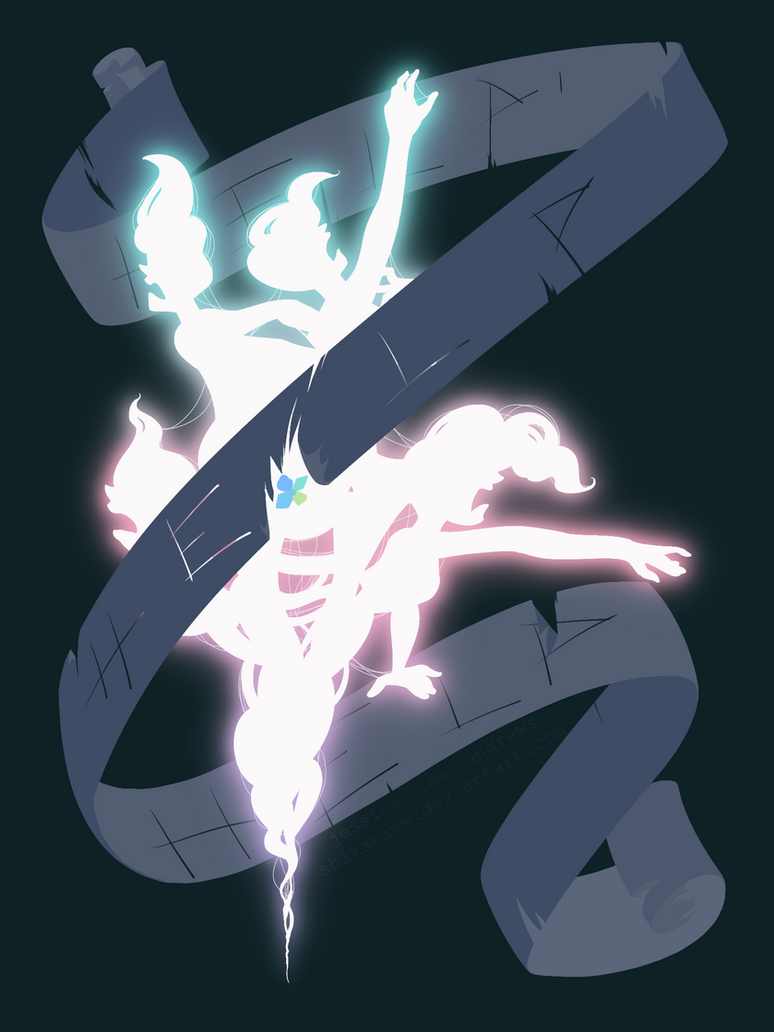 Cluster Gems, Banner by ShikaNime