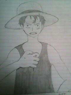 Luffy - QilinPoker.org by HoneyWii