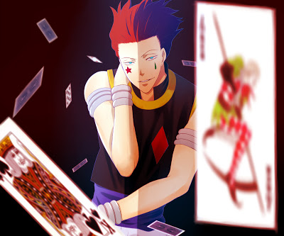 Hisoka Hunter X Hunter QilinPoker.org by HoneyWii