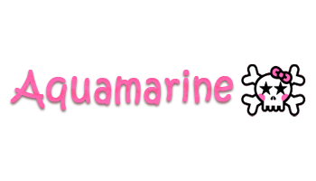 Firma-Aquamarine2 by LoveThisCrazy