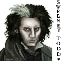 Sweeney Todd Pixel by Bright-Button