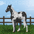 crazydood Pixel by Bright-Button