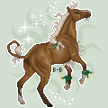 Fantasy Horse Pixel by Bright-Button