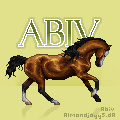 Howrse av - abiv by Bright-Button